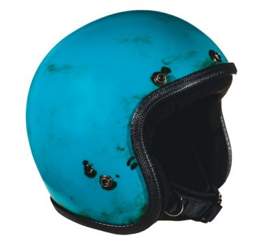 CASCO SEVENTIES PASTELLO DIRTY TURQUOISE