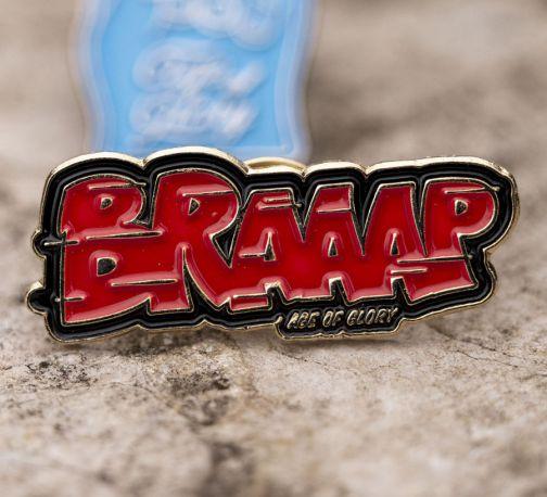 PIN BRAAAP