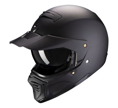 CASCO SCORPION EXO-HX1 SOLID MATTE BLACK