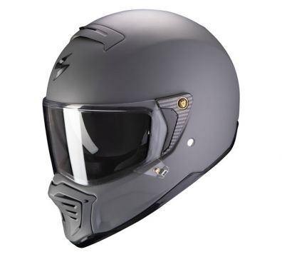 CASCO SCORPION EXO-HX1 SOLID CEMENT GREY