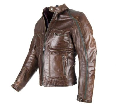 CHAQUETA BY CITY LEMANS BROWN