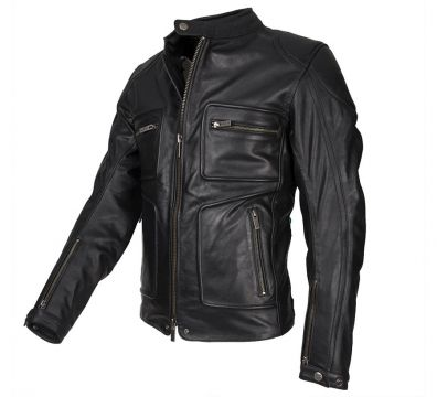 CHAQUETA BY CITY LEMANS II BLACK