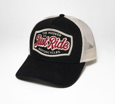 ROKKER JUST RIDE TRUCKER CAP