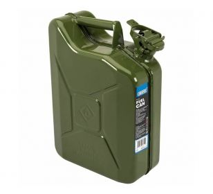 STEEL FUEL CAN - Bidón combustible 10l.