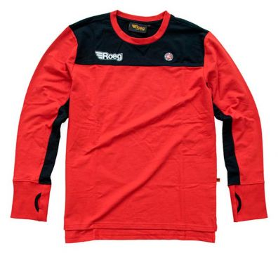 JERSEY ROEG RICKY MIDNIGHT RED