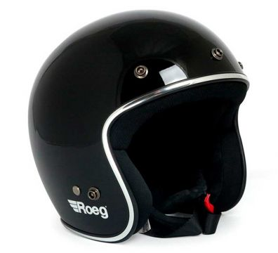 CASCO ROEG JETT GLOSS BLACK