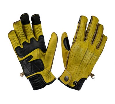 GUANTES BY CITY OXFORD MAN YELLOW