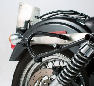 Soporte SW-MOTECH SLC para bolsas laterales LC1/LC2