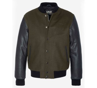 CAZADORA SCHOTT Varsity Jacket LC USA