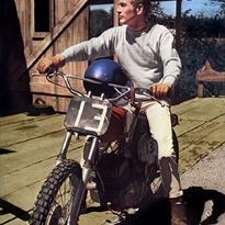 Casta Invencible #sometimesagreatnotion Hank Stamper 1967 CZ 250 #paulnewman