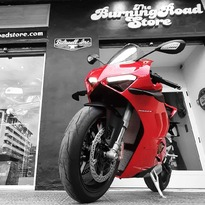 Ducati #panigalev4s