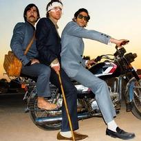 Jack, Francis & Peter #thedarjeelinglimited 📽 #wesanderson 📸 #jasonschwartzman #owenwilson @adrienbrody