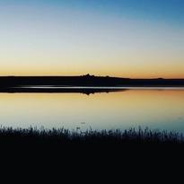 La Laguna.  . . . #aragon #lagunadegallocanta #calma